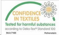 Oeko-Tex Standard 100认证